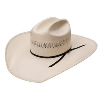 Resistol Cut Bank 20X Straw Cowboy Hat