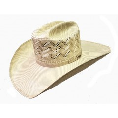 "Resistol Desert Range 20X Straw 4 1/2"" Brim Cowboy Hat"