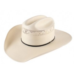 George Strait Resistol Stoney Ridge Straw Cowboy Hat