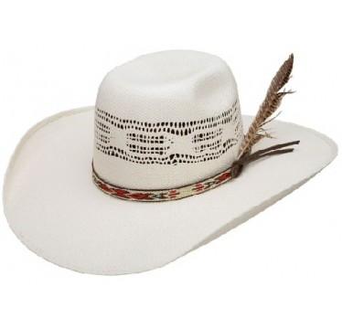 Resistol Young Gun Jr Shantung Straw Cowboy Hat