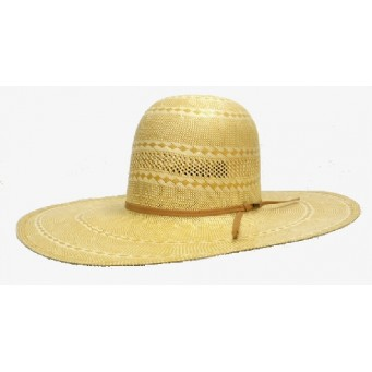 Resistol Puncher Tuff Anuff 20X Open Crown Shantung Cowboy Hat