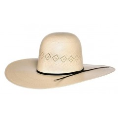 "Rodeo King Cowboy Hat 25X 24K Open Crown 4.5"" Brim Cowboy Hat"
