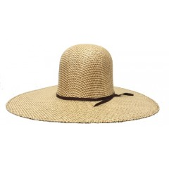"Rodeo King Cowboy hat 3-Tone 5"" Brim Straw Cowboy Hat"