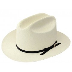 Stetson Open Road 6X Cowboy Straw Hat