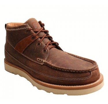 Twisted X Oiled Saddle Mens Causal Shoes
