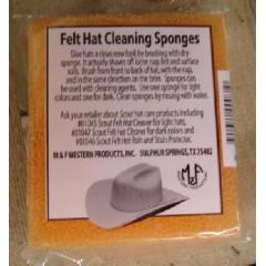 M&F Hat Cleaning Sponge