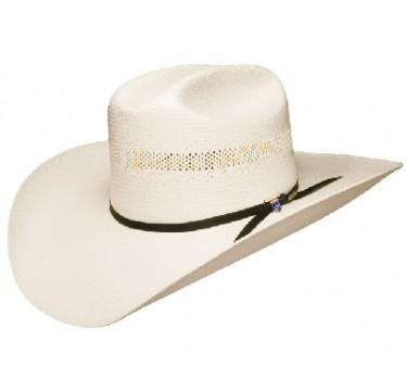 Resistol Big Money 10X Straw Cowboy Hat
