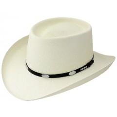 Stetson Royal Flush 10X Straw Cowboy Hat