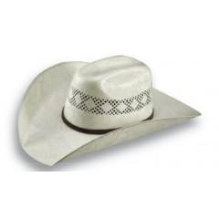 "Atwood Hat Company Bosque 4 1/4"" Brim Sisol Straw Hat"