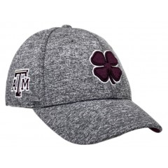 Black Clover Texas A&M Mens Flex fit Cap