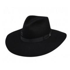 Charlie 1 Horse Highway Black Cowboy Hat