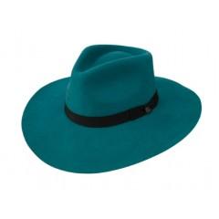 Charlie 1 Horse Highway Teal Cowboy Hat