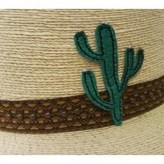 Charlie 1 Horse Cactus Canyon Straw Cowboy Hat