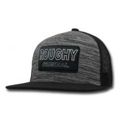 HOOey Roughy Heather Grey Cowboy Cap