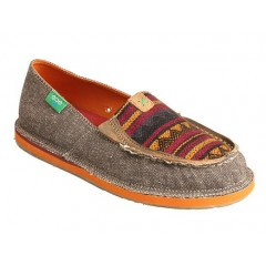Twisted X Dust/Multi Eco TWX Driving Moc Loafer